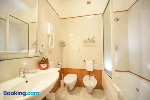 Hotel Bisanzio - Ravenna - Bathroom