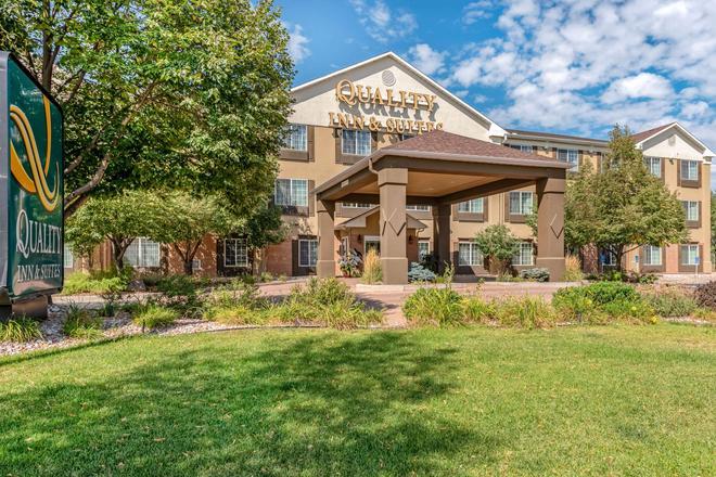 Quality Inn & Suites University - Fort Collins - Toà nhà