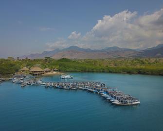 Mimpi Resort Menjangan - Gerokgak - Outdoor view