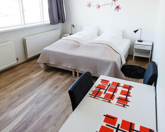 Route 1 Guesthouse - Гапнарфйордур - Bedroom