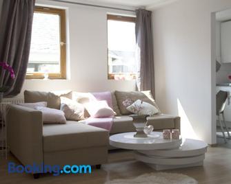 Haase Eck - Бад-Хьоннінген - Living room
