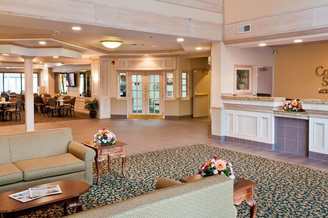 Comfort Suites University Area - South Bend - Lobby
