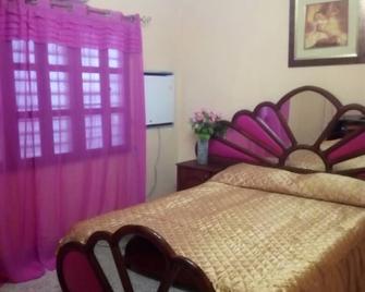 Blueroom & Villa Janeth - Holguín - Schlafzimmer