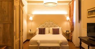 Art Hotel Villa Agape - פירנצה - חדר שינה