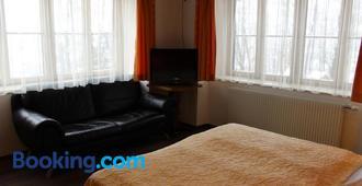 Hotel Restaurant Schweizerhaus - Klagenfurt - Bedroom