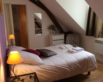 Résidence Hôtel de la Salle - Azay-le-Rideau - Bedroom