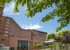Toyako Manseikaku Hotel Lakeside Terrace - Toyako - Rakennus