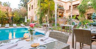 Hivernage Secret Suites & Garden - Marrakech - Piscina