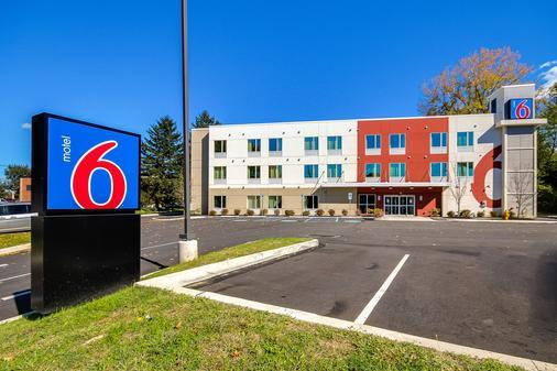Motel 6 Allentown Pa - Allentown - Gebäude