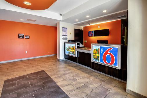 Motel 6 Allentown Pa - Allentown - Rezeption