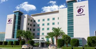 Premier Inn Dubai Investment Park - Dubai - Toà nhà