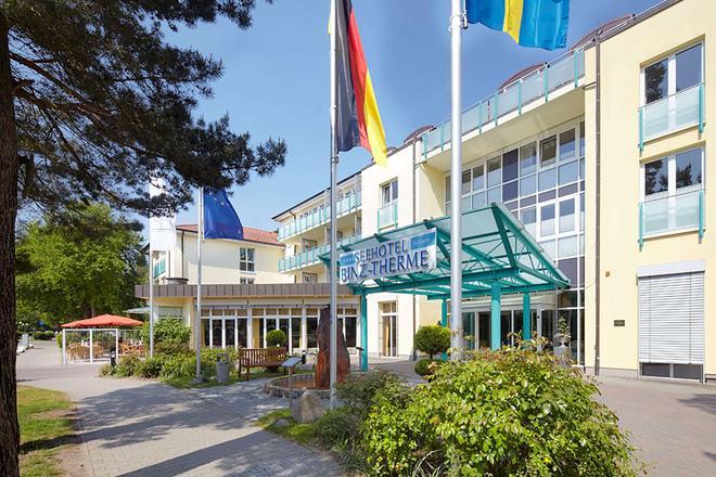Dorint Seehotel Binz-Therme - Binz - Rakennus