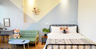 Piau Po 21 Inn - Taitung City - Bedroom