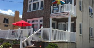The Coral Sands Motel - Ocean City - Building