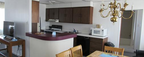 The Coral Sands Motel - Ocean City - Kitchen