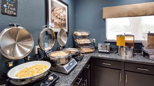 Best Western PLUS Lake Jackson Inn & Suites - Lake Jackson - Buffet