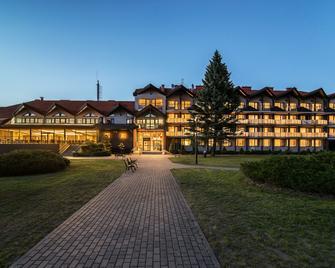 Mazurski Raj Hotel Marina & Spa - Ruciane-Nida - Building