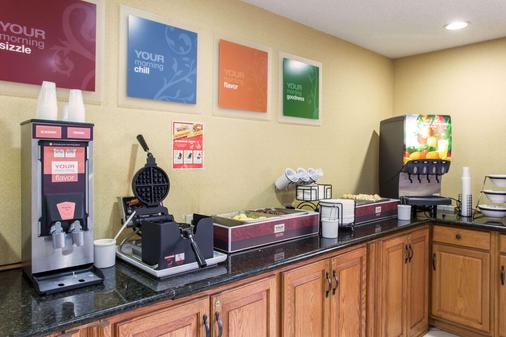 Comfort Inn - Columbia - Buffet