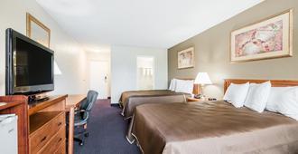 Red Carpet Inn - Lancaster - Bedroom