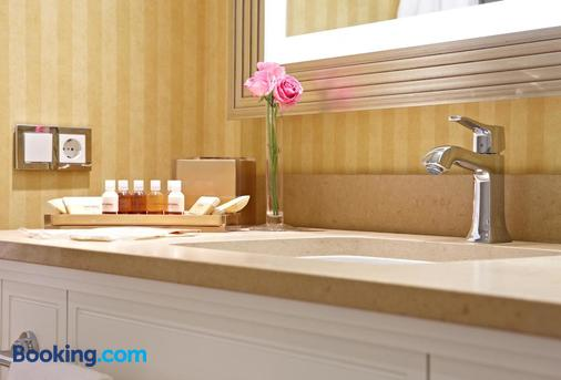 Steigenberger Grandhotel And Spa - Heringsdorf - Bathroom