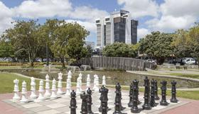 Quality Suites Central Square - Palmerston North - Building
