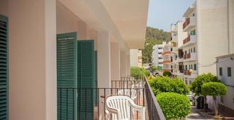Hostal Sunset Ibiza - San Antonio de Portmany - Edificio