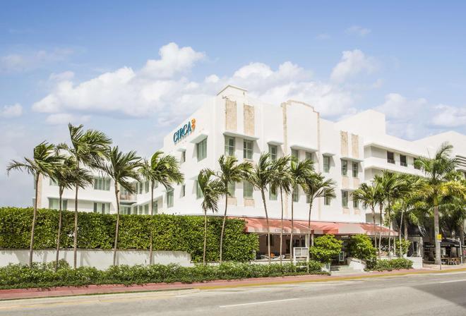 西卡39邁阿密海灘酒店 - 邁阿密海灘 - 邁阿密海灘 - 建築