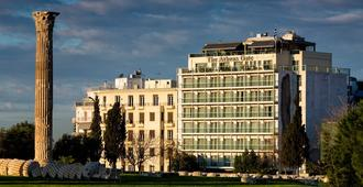 Athens Gate Hotel - Athens - Building