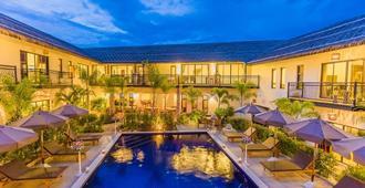 Pa Prai Villa at The Plantation - Pran Buri - Pool