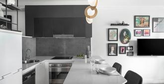 Mantra 2 Bond Street - Sydney - Kitchen