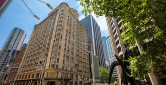 Mantra 2 Bond Street - Sydney - Building