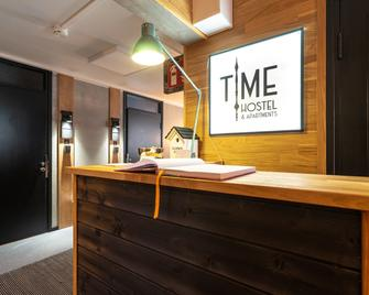 Time Hostel & Apartments - Юваскюля