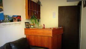 Hostal Bella Costa - Viña del Mar - Front desk