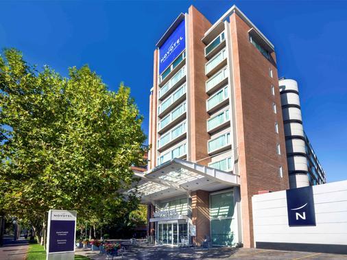 Novotel Santiago Vitacura - Santiago de Chile - Edificio