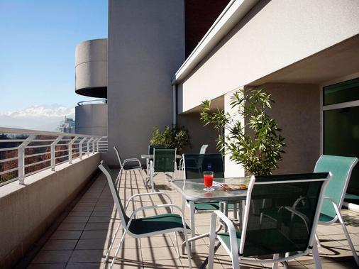 Novotel Santiago Vitacura - Santiago de Chile - Balcón