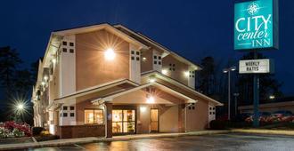 City Center Inn Newport News-Hampton - Newport News - Building