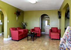 Americas Best Value Inn At&t Center - Σαν Αντόνιο - Σαλόνι ξενοδοχείου