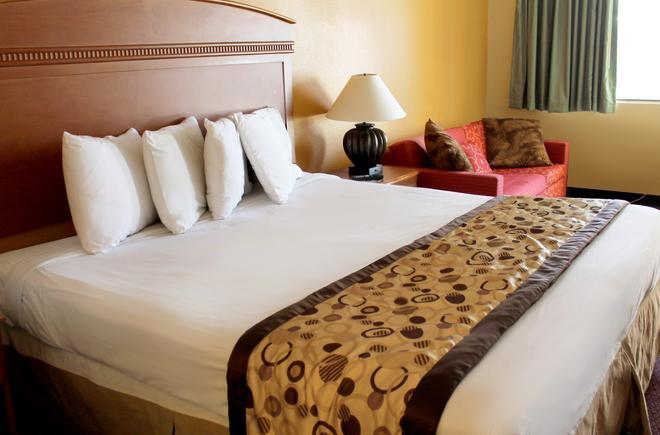Americas Best Value Inn At&t Center - Σαν Αντόνιο - Κρεβατοκάμαρα