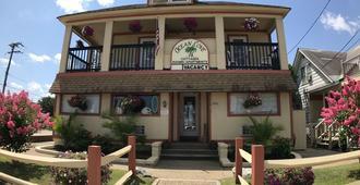 Ocean Cove Motel - Βιρτζίνια Μπιτς - Κτίριο