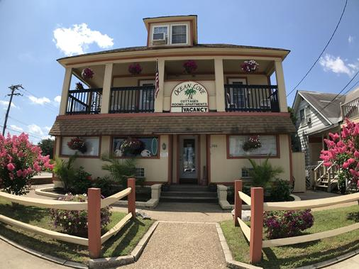 Ocean Cove Motel - Virginia Beach - Toà nhà