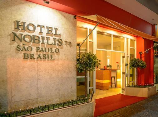 Hotel Nobilis - Sao Paulo - Toà nhà
