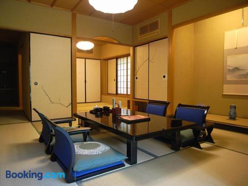 Kawakamiya Kasuitei - Gero - Dining room