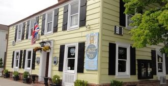 The Olde Angel Inn - Niagara-on-the-Lake - Rakennus