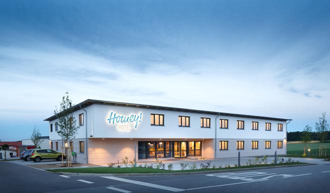 Homey! Hotel - Regensburg - Rakennus