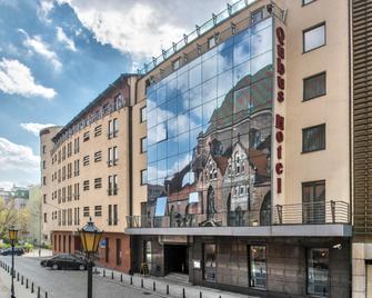 Qubus Hotel Wroclaw - Wroclaw - Building