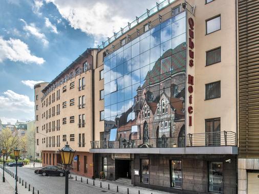 Qubus Hotel Wroclaw - Wroclaw - Toà nhà
