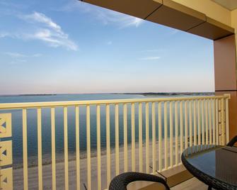 Flamingo Beach Resort - Umm Al Qaiwain - Balkon