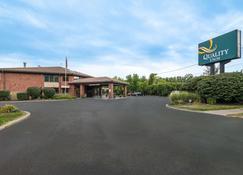 Quality Inn Ithaca - University Area - Ithaca - Edifício