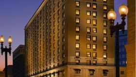 Boston Omni Parker House Hotel - Boston - Building