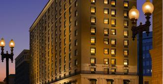 Boston Omni Parker House Hotel - Boston - Bygning